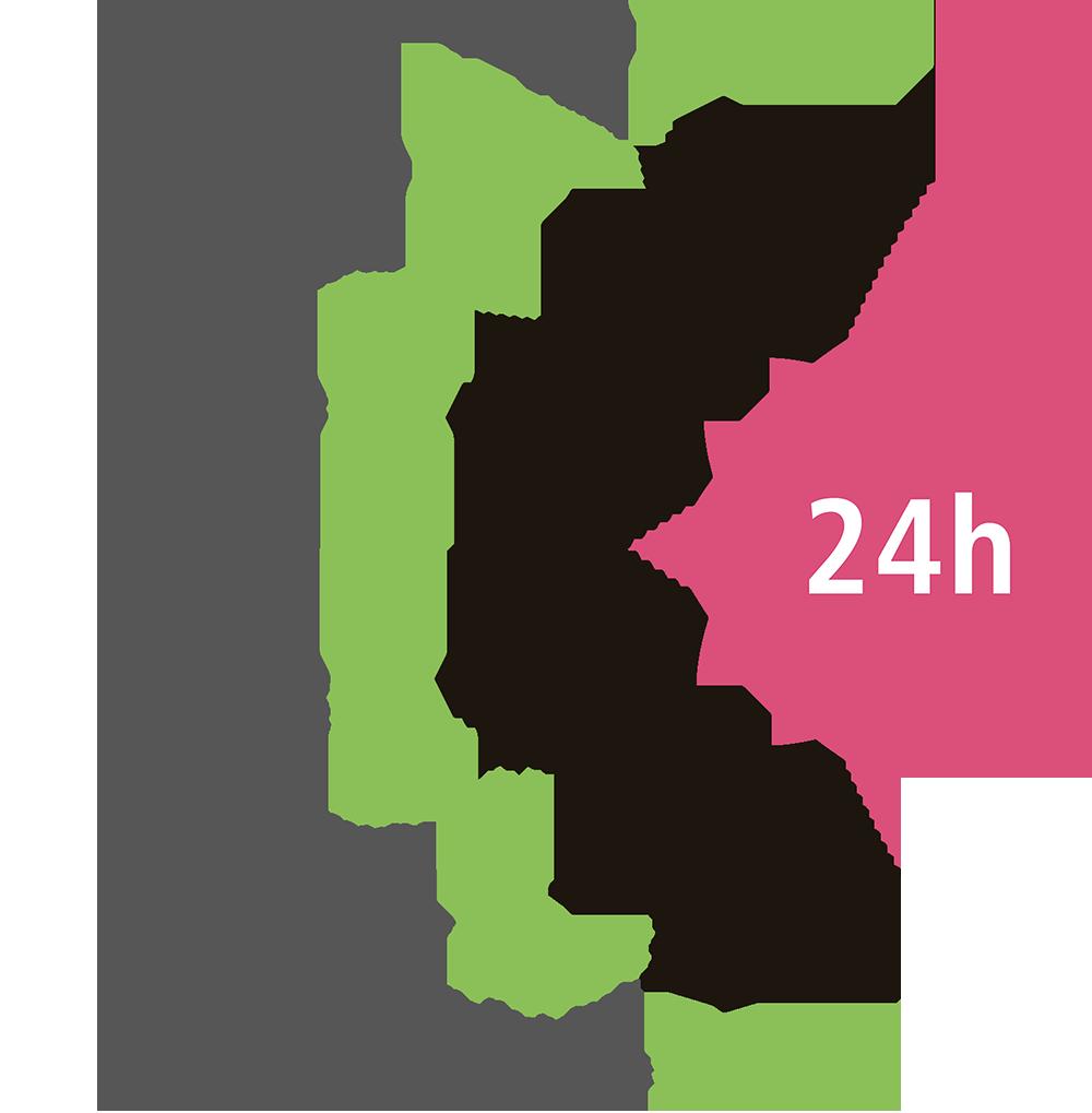 24h KundenServiceCenter
