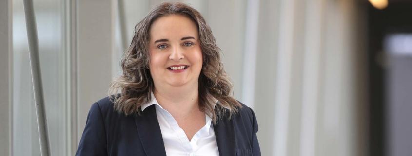 Abteilungsleiterin Zentraler Vertriebs- und Kundenservice Eva Maria Hering