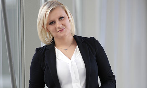 Personalabteilung Magdalena Chillemi