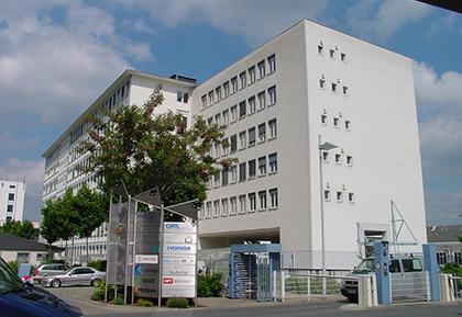 Standort Darmstadt