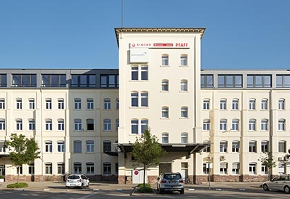Hauptsitz Karlsruhe
